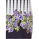 Pastunette Beach 'dotty about flowers' dark blue & white ladies floral & dots strappy 'must have' holiday favourite beach dress with adjustable straps