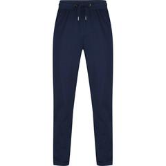 Pastunette for Men mens Mix & Match long blue cotton pyjama pants