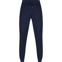 Pastunette for Men mens Mix & Match long blue cotton pyjama pants with cuffs