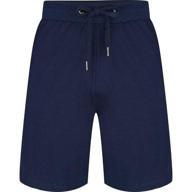 Pastunette for Men katoenen, korte pyjama broek voor heren met een elastische taille met aantrekkoord