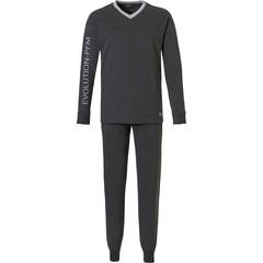 Pastunette for Men trendy en casual lounge pyjama 'EVOLUTION - PFM'