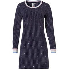 Rebelle long sleeve nightdress 'just dotty about hearts  ♥'