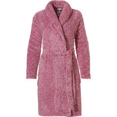 Rebelle soft fleece morningown 'fluffy pink'