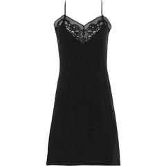 Pastunette Deluxe luxe dames spaghetti nachthemd met verstelbare schouderbandjes 'beauty in lace'