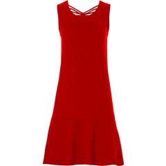 Pastunette Beach red sleeveless beach dress 'Summer Day'
