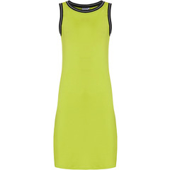 Pastunette Beach mouwloze strandjurk 'bright yellow'