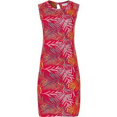 Pastunette sleeveless cotton nightdress 'pretty passion red'