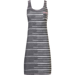 Rebelle sleeveless nightdress 'just the code'
