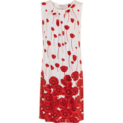 Pastunette Beach mouwloze strandjurk 'poppy fashion'