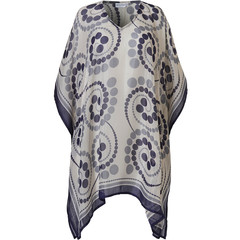 Pastunette Beach strand cover-up 'circles of swirls'
