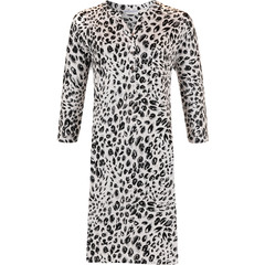 Pastunette Beach 3/4 sleeve beachdress 'animal print'