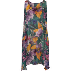 Pastunette Beach beach dress cover-up 'flowers in paradise'