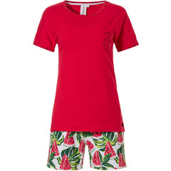 Rebelle shortama met korte mouwen 'fruity little water melon'