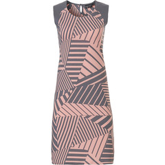 Pastunette Deluxe sleeveless nightdress 'graphic art stripes'