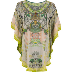 Pastunette Beach beach cover-up 'jewel garden paradise'