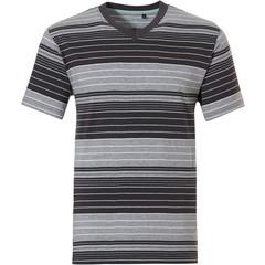 Pastunette for Men Mix & Match stripey cotton pyjama top