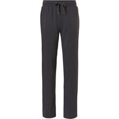 Pastunette for Men mens Mix & Match long dark grey cotton pyjama pants
