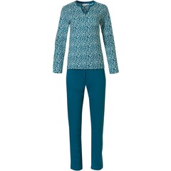 Pastunette long sleeve organic cotton pyjama 'pretty little flowers'