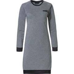 Pastunette Deluxe damesnachthemd met lange mouwen 'chic elegant luxury'