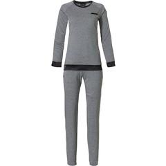 Pastunette Deluxe long sleeve ladies pyjama 'chic elegant luxury'
