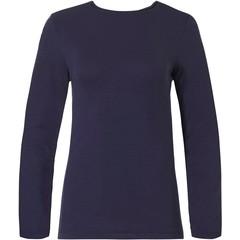 Pastunette Deluxe Mix & Match luxe donkerblauwe homewear top