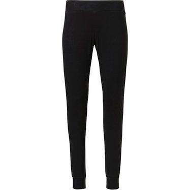 Rebelle lounge style zwarte Mix & Match slim fit broek met boord
