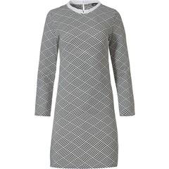 Pastunette Deluxe ladies nightdress 'monochrome blocks of fashion'