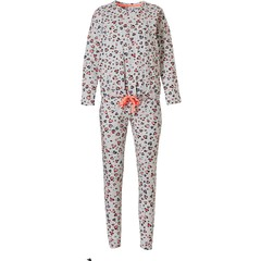 Rebelle pyjama set 'graffiti giraffe lovehearts ♥'