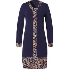 Pastunette Deluxe luxury long sleeve nightdress 'a little elegantly paisley'