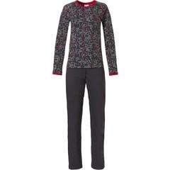 Rebelle katoenen pyjama met lange mouwen 'poodles of love ♥ '