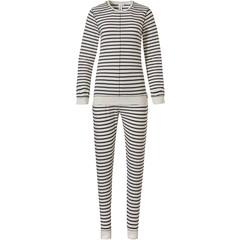 Rebelle pyjama met lange mouwen voor jong dames 'trendy lines'