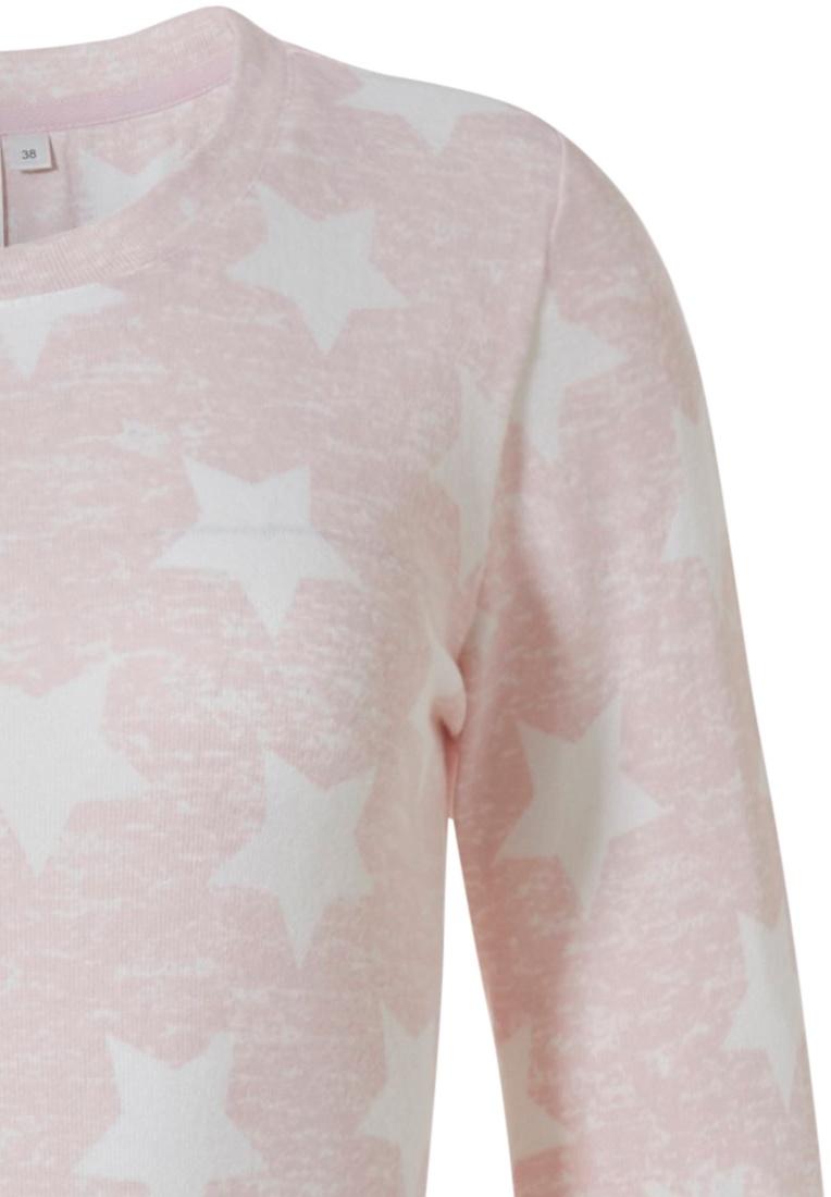 Rebelle nachthemd met lange mouwen 'lucky stars ★'