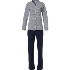 Pastunette katoenen dames doorknoop pyjama 'link it up fashion'