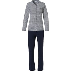 Pastunette ladies full button cotton pyjama set 'link it up fashion'