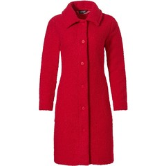 Pastunette Deluxe luxurious boucle full button jacket 'chic rouge red'
