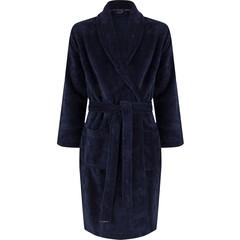 Pastunette for Men dark blue men's morninggown