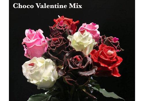 Rozen.nl Choco Valentine mix