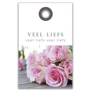 Rozen.nl Card much love