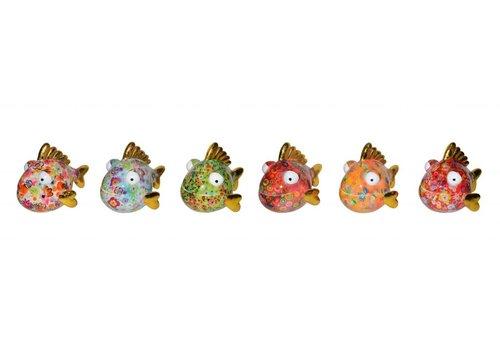 Pomme-pidou Spardose Piranha Barry