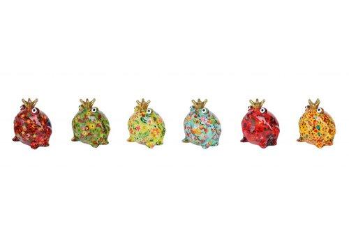 Pomme-pidou Moneybox King Frog Freddy