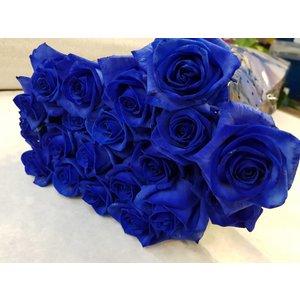 Rozen.nl 100 blauwe rozen