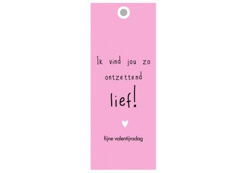 Rozen.nl Valentijnskaart klein