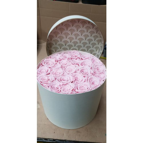 Rose Box with longlife roses