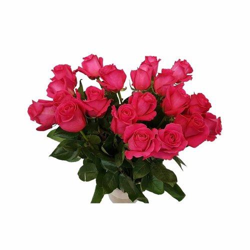 Roze rozen bestellen en laten bezorgen