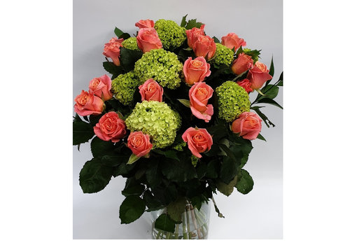 Rozen.nl Mother's day offer 20 Pink Avalanche - Copy