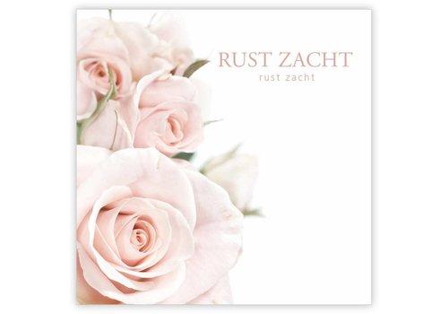 """Rozen.nl Condoleance Quatro """"rust zacht"""""""