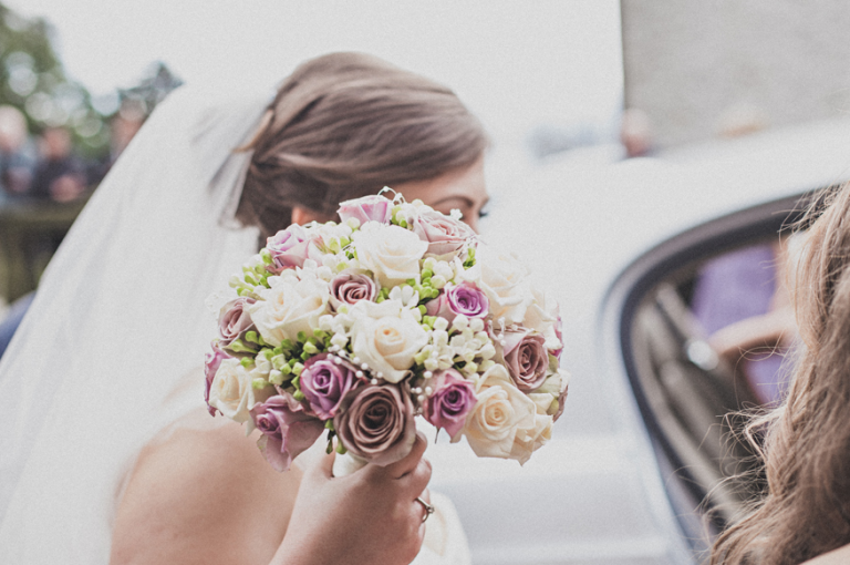 Ja ik wil… rozen op mijn bruiloft