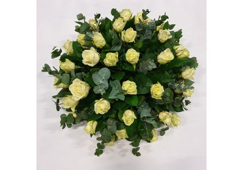 rozen.nl Rose arrangement funeral