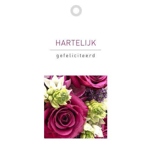 Rozen.nl Gratuliere karte