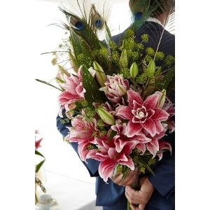 Rose Lily Pink